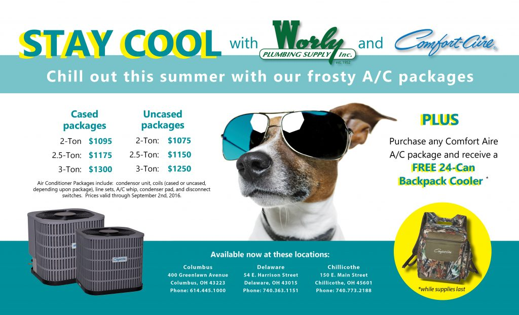 Worly AC Sale